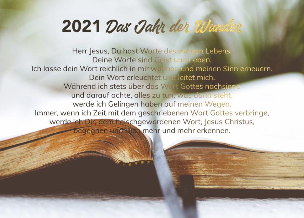 2021 Bibelleseplan