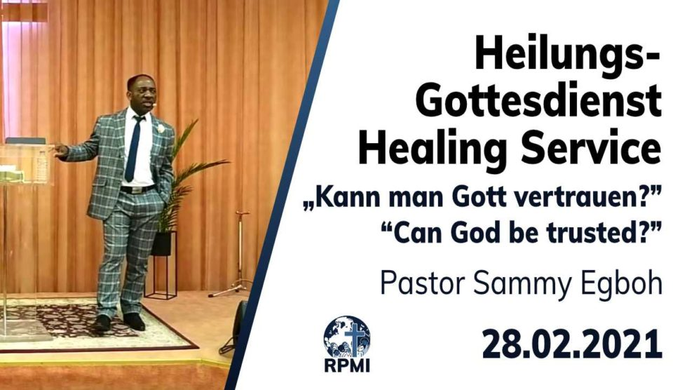2021-02-28 Gott vertrauen