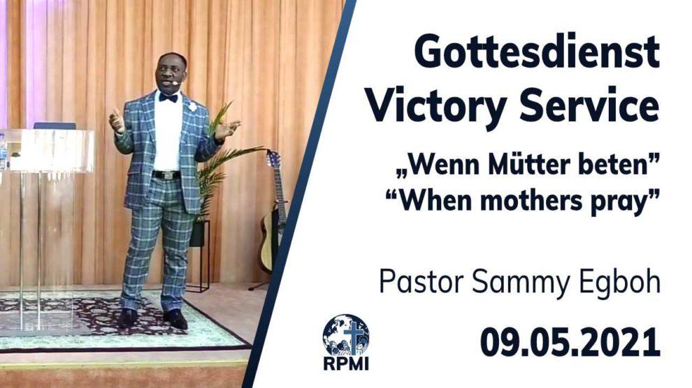 Youtube-Vorschau Gottesdienst Wenn Mütter beten 2021-05-09