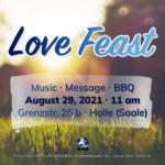 Love Feast 2021 Square Icon